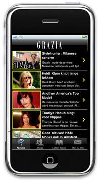 Grazia App