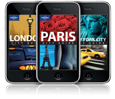 Lonely Planet City Apps