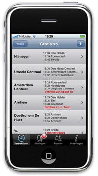 Trein App