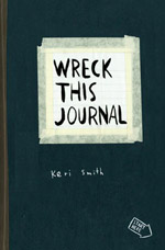 Wreck this journal - Nederlandse editie keri smit