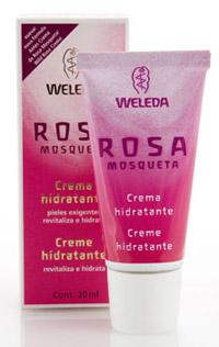 Weleda Rose Mosqueta Hydraterende Crème