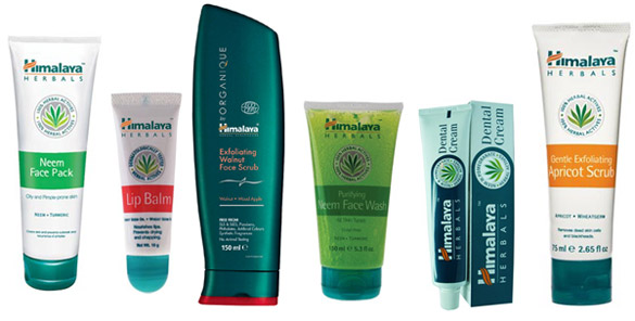 Himalaya Herbal & Organique Producten