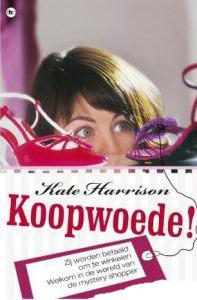 Koopwoede - Kate Harrison