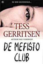 De Mefisto Club - Tess Gerritsen