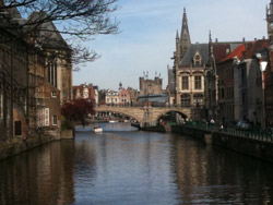 Weekendje België Gent