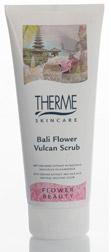 THERME Skincare Bali Flower Vulcan Scrub