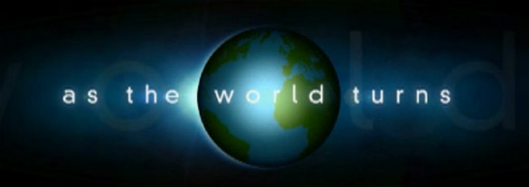 logo as the world turns atwt