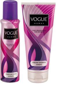 Vogue Woman Hypnotic Lijn cream shower deodorant