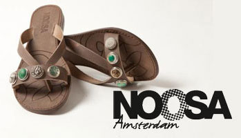Noosa Amsterdam Sandalen - Slippers