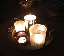 Mijn kaarsen
