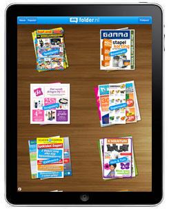 iPad app folder.nl