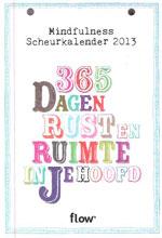 Flow Scheurkalender 2013