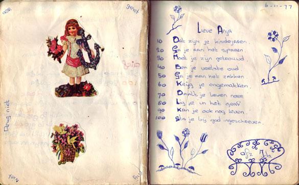 Poeziealbum versje Poesiealbum Versje 09