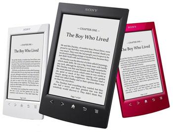 Sony eReader PRS T2