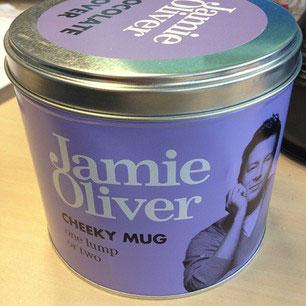 Jamie Oliver cheeky mug