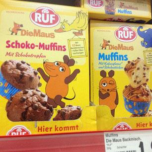 Ruf Die Maus schoko muffins