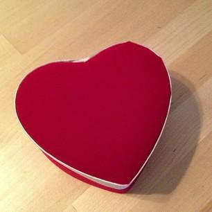 Valentijn doosjes