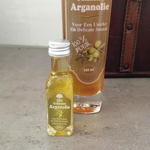 Culinaire arganolie met mini