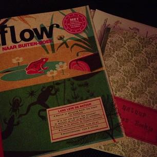 Flow naar buitenboek