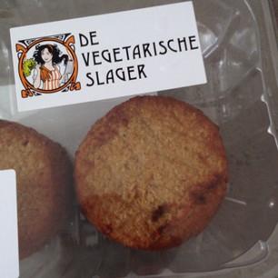 De Gehacktbal van de Vegetarische slager