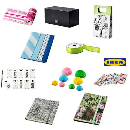 IKEA Papershop wishlist