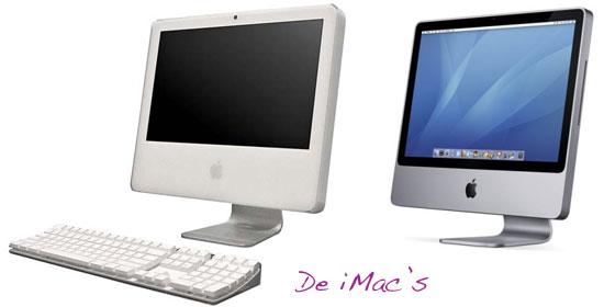 iMac's