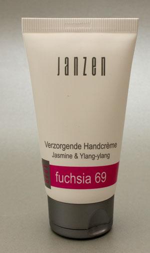 Zen voor je handen met Janzen handcrème