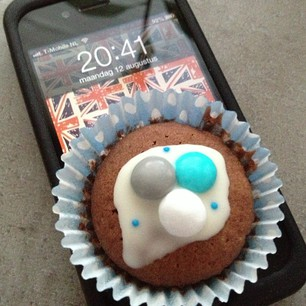 cupcakeje iPhone