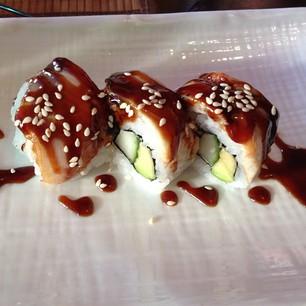 sushi Tapasia ede