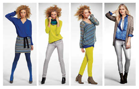 HEMA Haute Couture in Amsterdam kleur