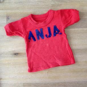 eerste t-shirt
