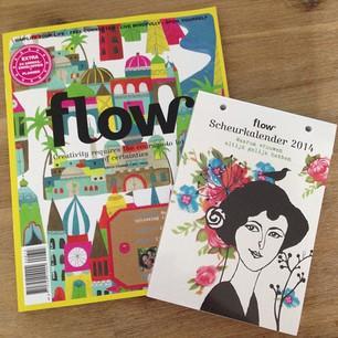 Flow en flow scheurkalender 2014