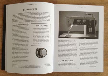 Het Basisboek Naaitechnieken door Carolyn N.K. Denham