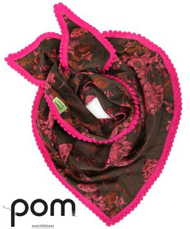 POM Amsterdam sjaal