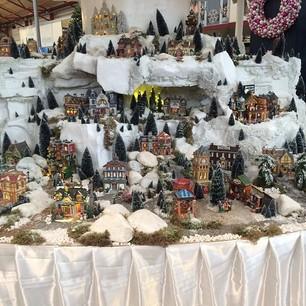 Intratuin kersthuisjes