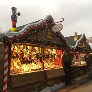 Kerstmarkt CentrO Oberhausen