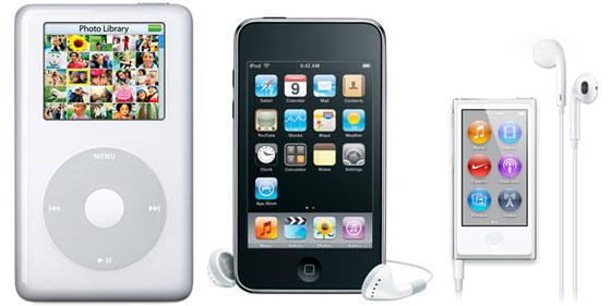 mijnipods De iPod Nano