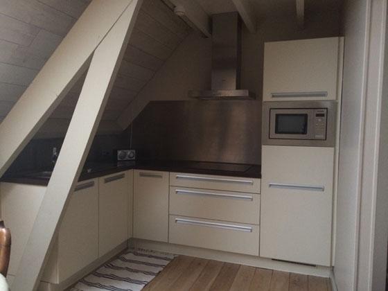 eigen keukentje