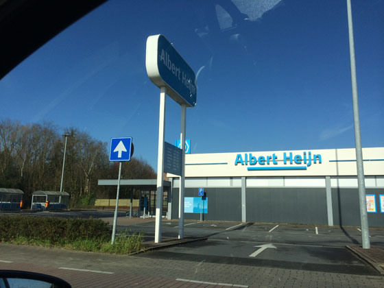 Albert Heijn in Belgie