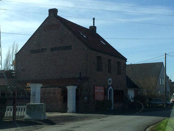 Chalet Gruyere