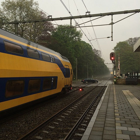trein vertraging driebergen