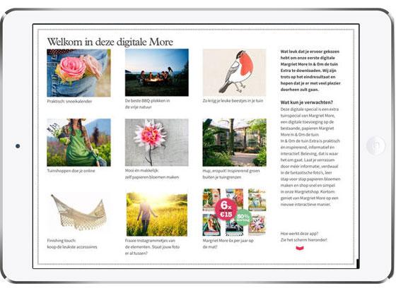 margrietmore01 iPad app: Margriet More
