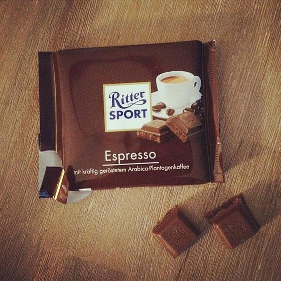 rittersport espresso