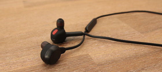 Jabra Rox Wireless dopjes