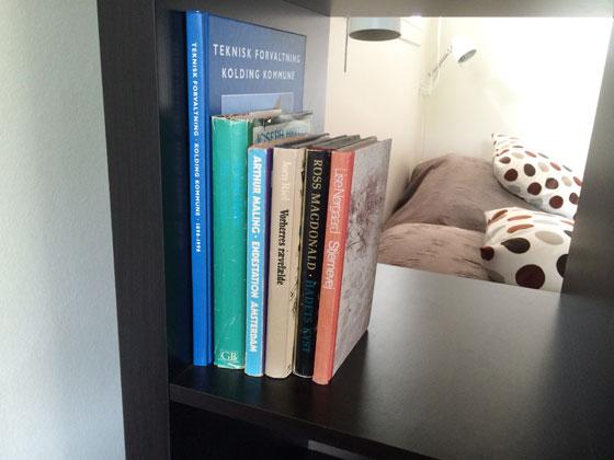 Deense boeken doorkijkje