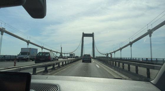 De brug naar Funen