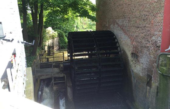 waterwerk 2 waterrad