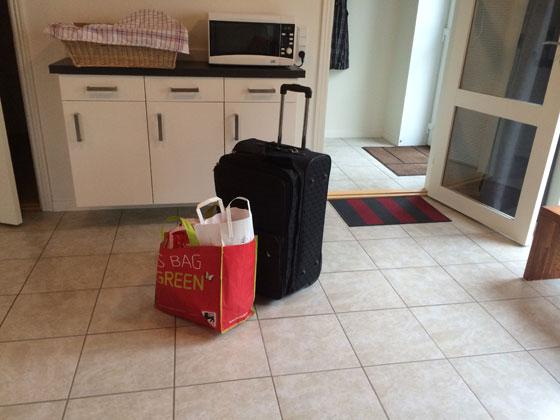 de koffers zijn weer gepakt