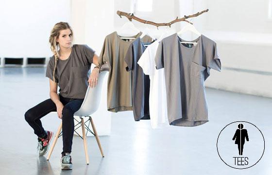 teestees Universele Shirts van Tees