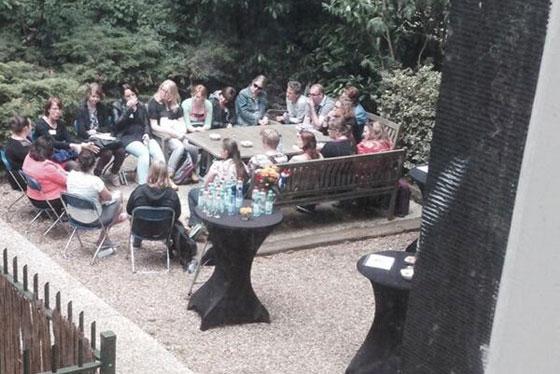 ploggen14061408a Ploggen 14 juni 2014: Meulenhoff Boekerij Blogevent